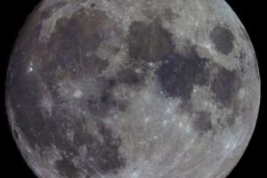 Луна 24 декабря 2015 года