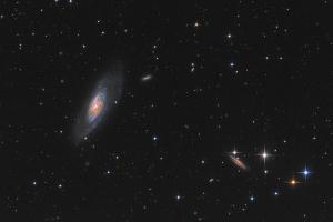 Галактика M 106