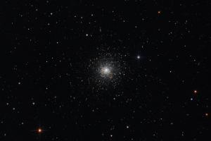 Шаровое звездное скопление M 15