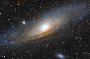 """Галактика M 31 """"Андромеда"""""""