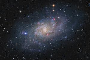 "Галактика M 33 ""Треугольник"""