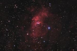 """Туманность NGC 7635 """"Пузырь"""""""