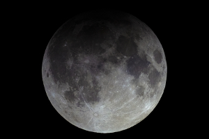 Полутеневое лунное затмение 16 сентября 2016