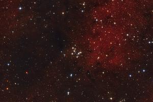 Рассеянное звездное скопление M 29
