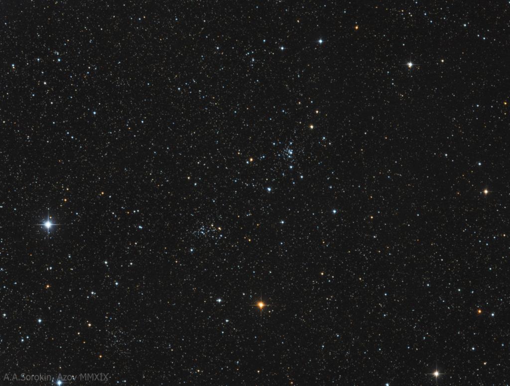 NGC 7788 and NGC 7790
