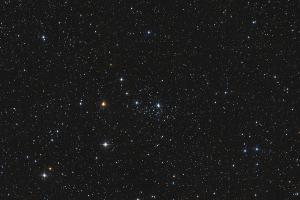 Рассеянное звездное скопление NGC 957